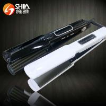 Quality Digital LCD titanium plate flat iron infrared hair straightener hair roller online wholesale
