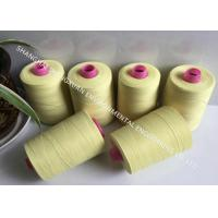 Quality High Tensile Strength Fire Resistant Sewing Thread 20S/3 For Nomex Dust Filter Bag Making wholesale