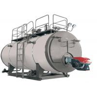Quality Horizontal Type High Pressure Industrial Steam Boiler , Oil Fired Steam Boiler wholesale