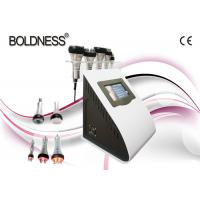 Cheap Ultrasonic Vacuum Cavitation RF Slimming Machine For Skin Lifting And Wrinkle for sale
