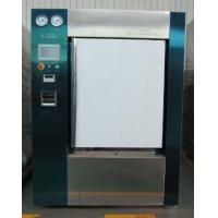Quality Hinge Pass Through Door Class b Steam Sterilizer With Touch Screen , PLC And Printer wholesale
