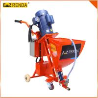 Quality Air-compressed High Pressure Mortar Sprayer Machine wholesale