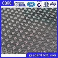 China aluminium checker plate sheet on sale