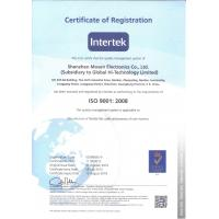 GLOBAL HI-TECHNOLOGY LIMITED Certifications