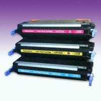 China Color Toner Cartridges with Old OPC, Suitable for Color Laser Jet Printer on sale