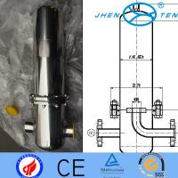 Quality Industrial Millipore Air Compressor Cartridge Filter Housing Corrosion By Acid wholesale