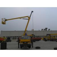 Max Operating Radius 10.6m Boom Lift Truck XZJ5069JGK