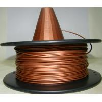 Quality Metal Copper Filament 1.75 3.0mm Metal 3d Printing Filament Natural Copper Filament wholesale