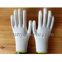 China Cut Resistant Glove With PU Palm Coating/ Cut Resistant safety gloves/PU Coated HHPE Cut-Resistant Gloves on sale