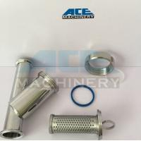 Quality DIN/SMS/3A Sanitary Stainless Steel 304/316L Y Type Welded/Clamped/Threaded Strainer wholesale