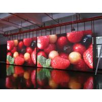 China Indoor SMD P3.91 Rental Led Screen Full Color Die Cast Aluminum Light Structure on sale