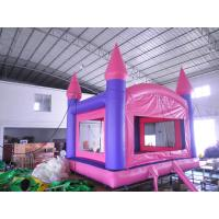 Quality Mini Inflatable Bouncer , House Inflatable Jumping Bed For Kid wholesale