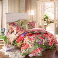Quality Custom Color Home Bedding Comforter Sets With Matching Cushions And Curtains wholesale