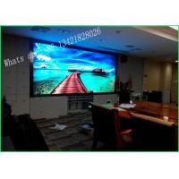 Quality P3 Rental RGB Stage LED Screen , Stage Video Screens Full Color Waterproof wholesale