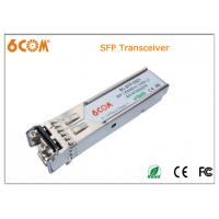 Cheap COPPER Optical SFP Transceiver With 850nm 550m Mini GBIC Module for sale