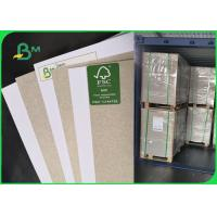 China 300gsm One Side Coating CCNB Paper For Cake Box 900 * 1220mm FSC Certified on sale