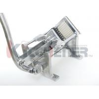 Quality Commercial Grade French Fries Cutter with Dual Stainless Steel Blades Grids wholesale