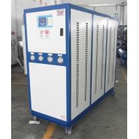 Quality High Efficiency Low Noise Scroll Compressor Water Cooled Glycol Chiller With Overload Protective wholesale