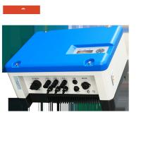 Quality 3kw Water Proof Solar Pump Irrigation System IP65 3 Years Warranty 3 Phase 380V wholesale