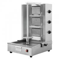 Quality Commercial Gas Automic Shawarma Making Machine Kebab BBQ Grill for Restaurant wholesale