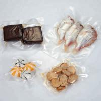 China Fresh Resealable Vacuum Bags /  Foodsaver Zipper Bags For Sea Food Salted Meat on sale