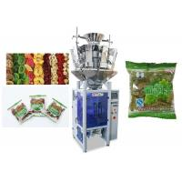 Quality Touch Screen Dry Food Packaging Machine 5 - 60 Bags / Minute High Speed wholesale