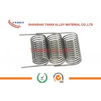 Quality Fecral Heat Resistant Furnace Heating Element Spring 0.07 - 10mm Diameter wholesale