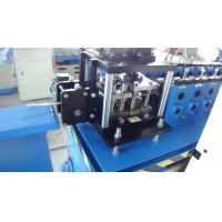 Quality Mouth Ring Roll Forming Machine 380V 50Hz Hydraulic Cutting Type wholesale