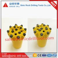 China Tungsten carbide mining button bits Threaded  T38 T45 T51 T60 Cheap Price drill bit on sale