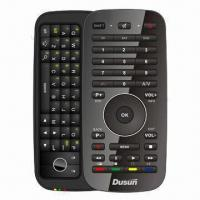 Quality OFN Air Mouse, Qwerty Keyboard Universal Remote Control with Slider Lateral Design for TV, DVD, SAT wholesale