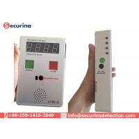 China Automatic Alarming Non-touch Temperature Thermometer with Red and Green LED Indicators on sale