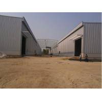 China steel structure workshop warehouse building roofing system on sale