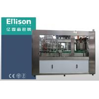 Quality Carbonated Aluminum Pet Beverage Can Filling Machine With Mechanical Driven Type wholesale