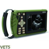 Buy cheap Palm Ultrasound machine Veterinary Ultrasound  System VET 5 for dog sheep pig horse from wholesalers