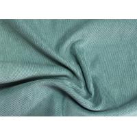 Cheap Nyloy Corduroy Fabric Clothes Stretch Corduroy Fabric Green Grey Blue for sale