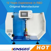 Quality 80KG Stainless Steel Electronic Impact Plastic Testing Machine 560* 300* 840mm wholesale