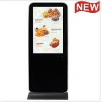 Quality Bank / Airport Video Audio POP LCD Display , 10 Inch Advertising Display Monitor wholesale