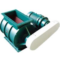 Quality Square Type Cast Iron Rotary Valve , Rotary Airlock Unloading Discharge Valve wholesale