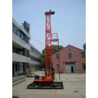 Quality Core Drilling Rig Diamond Bit Torque 2650Nm , XY-4T Drilling Tower wholesale
