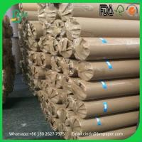 China Uncoated Inkjet Printing Laser Printing CAD Plotter Paper For Cutting Room on sale