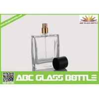 Cheap pump sprayer type and Black plastic cap for perfume bottle use for sale