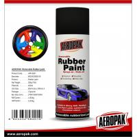 Buy cheap AEROPAK 400ml Rubber Paint for car color change from wholesalers