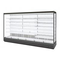 Quality Energy Saving Open Display Fridge , Open Air Refrigerated Display Cases wholesale