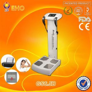 China gs6.5b 25 test value high quality body fat analyzer machine for sale on sale