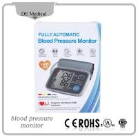 Buy cheap CE & FDA approved Digital Blood Pressure Monitor Automatic Sphygmomanometer for from wholesalers