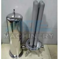 Cheap Top Quality Factory Price Stainless Steel Water Filter Housing Small Water Treatment Device for sale
