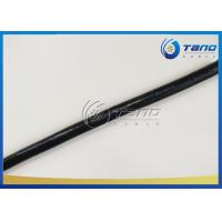 Quality Black Electrical Control Cable KVV32 Type For Industrial Machinery / Production Lines wholesale