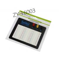 Quality Round Hole Circuit Board Breadboard With 1100 Tie - Point / Black Plate wholesale