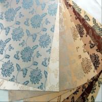 Quality Jacquard blackout fabric for roller blinds wholesale