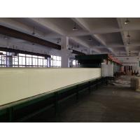 Quality High Rebound Polyurethane Foam Production Line With PLC Digital Touch Screen wholesale